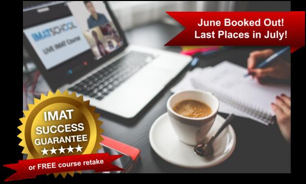 IMATschool Live Course July